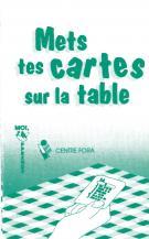 Mets tes cartes sur la table (vert)